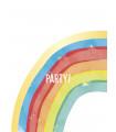 Bolsitas de fiesta - Arcoiris