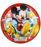 Playful Mickey